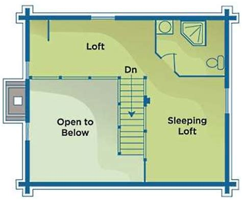 small log cabin floor plans with loft buat testing doang small cabin plans free