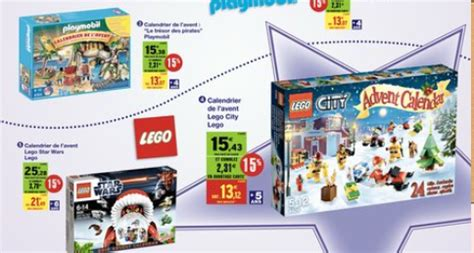 Calendrier De L Avent Lego Carrefour A La Recherche Des Calendriers De L Avent 224 Petit Prix