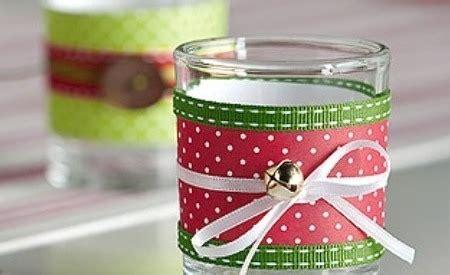 decoracion de vasos de vidrio para navidad manualidades infantiles vasos musicales decoideas net