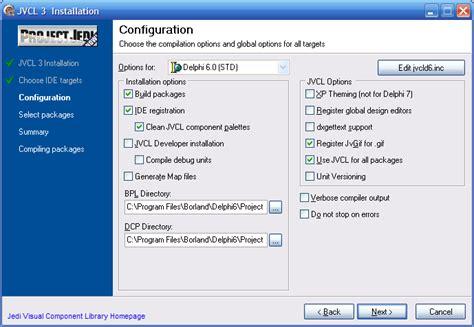delphi packages tutorial delphi 7 install package dpk studentkindl