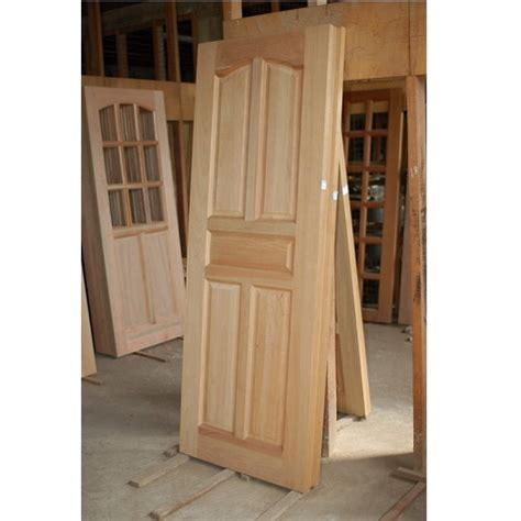 Stylish Office solid panel door solid wood doors al habib panel doors