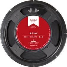 10 Eminence Ceramic Magnet Speakers - us speaker eminence rf10c 10 ceramic speaker eminence