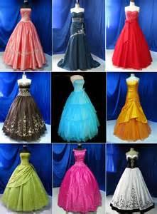 would you wear a colourful wedding dress polestars