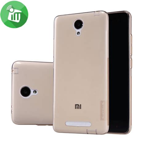 Nillkin Brand Xiaomi Redmi Note With Windows nillkin nature series tpu for xiaomi redmi note 2 imediastores