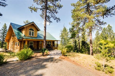Rental Cabins In Idaho by Cascade Lakeview Log Cabin 1 Bd Vacation Rental In