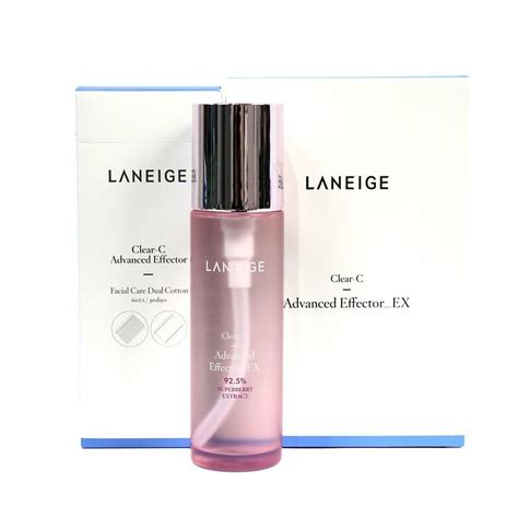review laneige clear  advanced effector booster