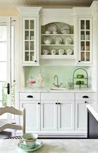 Best Hardware For White Kitchen Cabinets Beadboard Backsplash Cottage Kitchen Benjamin White Dove Martha O Hara Interiors