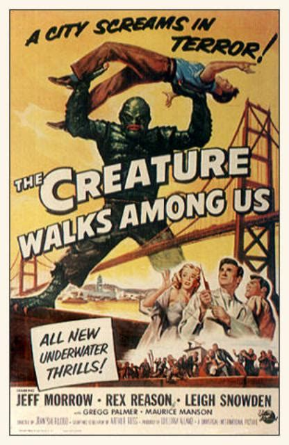 where monsters walked california locations of science fiction and horror 1925ã 1965 books picture of the week 34 twenty posters