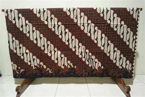 batik tulis keraton dengan motif khas kuno batik dlidir