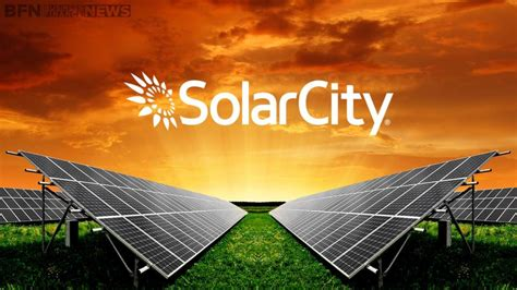 solar city the rise and rise of solarcity