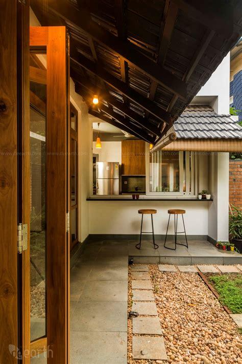 garden house calicut de earth  architects diary