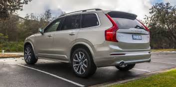 Volvo Xe90 2016 Volvo Xc90 D5 Momentum Review Caradvice