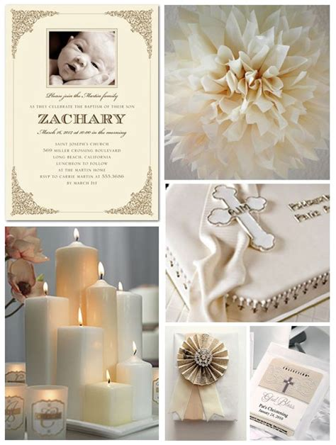 Dedication Decorations by 17 Best Images About Christening Ideas On