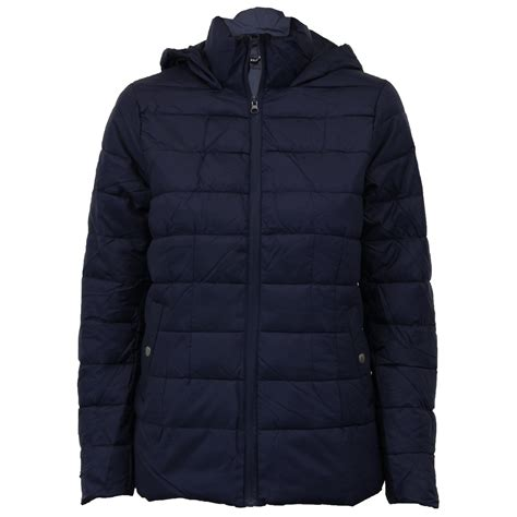 Lightweight Quilted Jacket Womens by Jacket Brave Soul Womens Coat Padded Hooded Quilted Lightweight Winter Ebay
