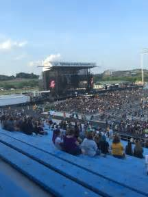 section seven hershey park stadium section 6 row t seat 4 5 seconds of