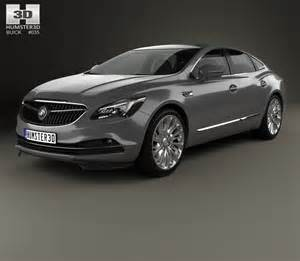 Models Of Buicks Buick Lacrosse 2017 3d Model Humster3d