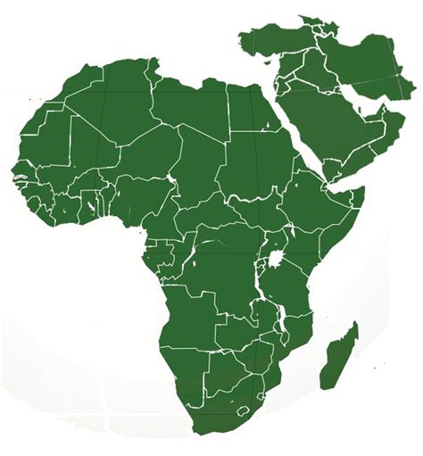 africa map middle east eastern europe and russia memes