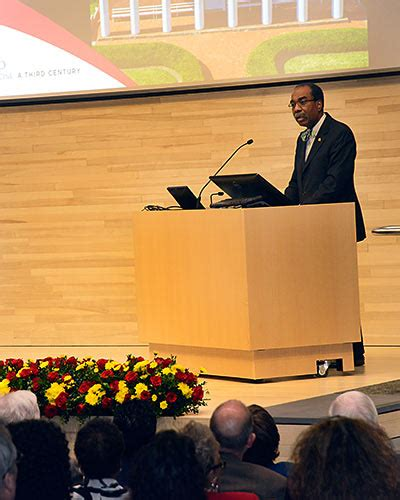 E Albert Reece Md Phd Mba by 2017 Archive Of Maryland School Of Medicine