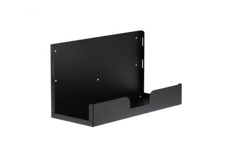 wall shelf for computer desktop cpu wall mount shelf kendall howard 1915 1 400 00