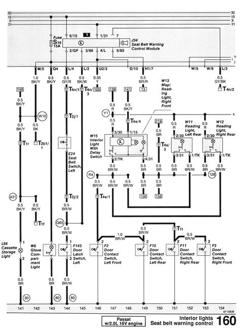 vw passat wiring diagram within deltagenerali me