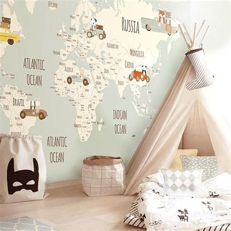 wallpaper for kid room 25 best ideas about room wallpaper on
