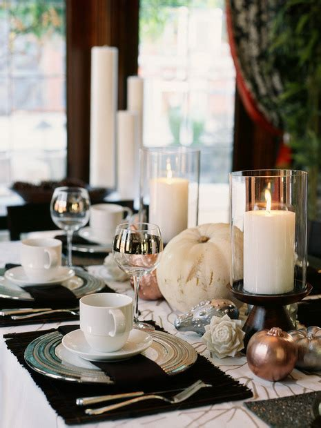 elegant tablescapes elegant and eclectic thanksgiving tablescapes you can do