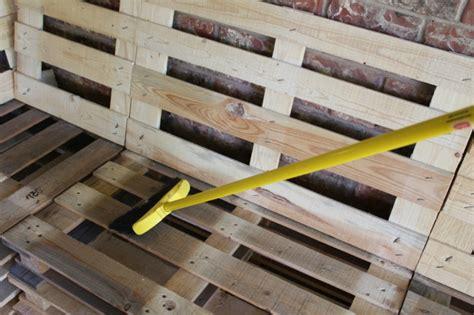 arredamento con bancali legno arredamento con bancali legno gallery of come realizzare