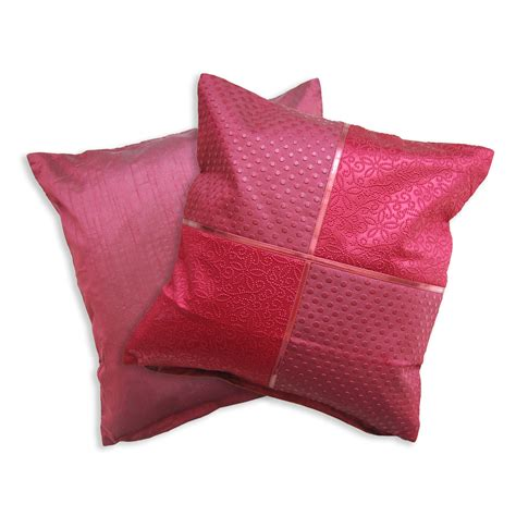 Polyester Pillow Cases by Shade Design Luxury Polyester Pillow Cushion Covers Sofa Decor 18 Quot 20 Quot Ebay