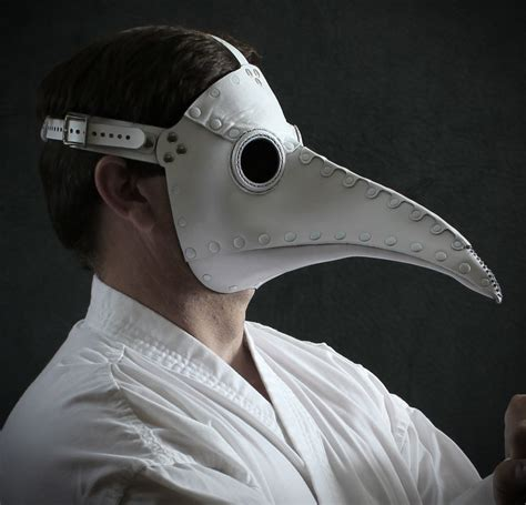 Dr Becco Venezia plague doctor masks tom banwell designs
