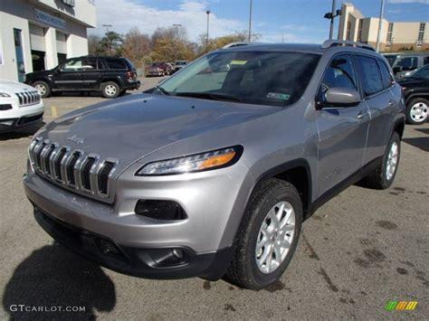 jeep billet silver metallic billet silver metallic 2014 jeep cherokee latitude 4x4