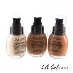 la colors liquid makeup everyday low price la perfecting liquid makeup at