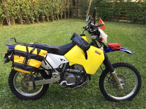 Suzuki Drz400 Adventure Bike Suzuki Drz 400 Adventure Outfitted Trail Ready