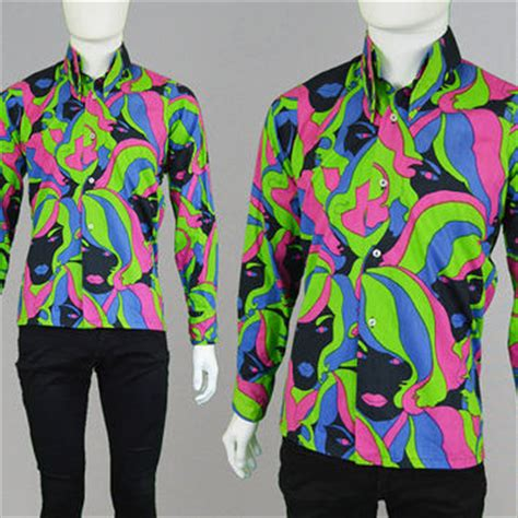 vintage 60s 70s stephen pscychedelic from zeusvintage on