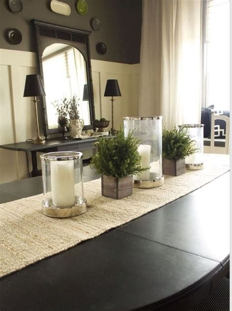 dining room table decor home sweet home pinterest
