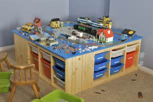 Kmart Desk Lego Storage Clean And Scentsible