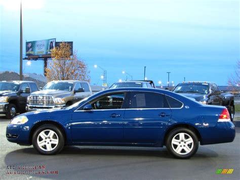 2006 chevrolet impala ls in laser blue metallic 116257