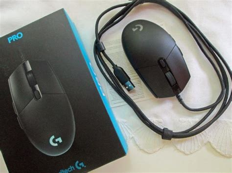 logitech g pro gaming fps mouse review techy