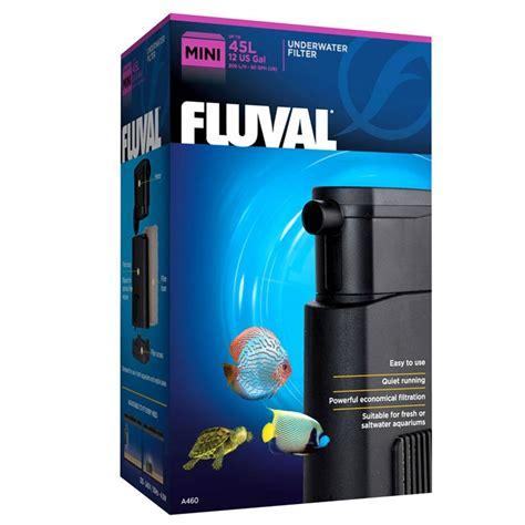 membuat filter aquarium mini fluval u mini underwater filter 200lph aquarium from