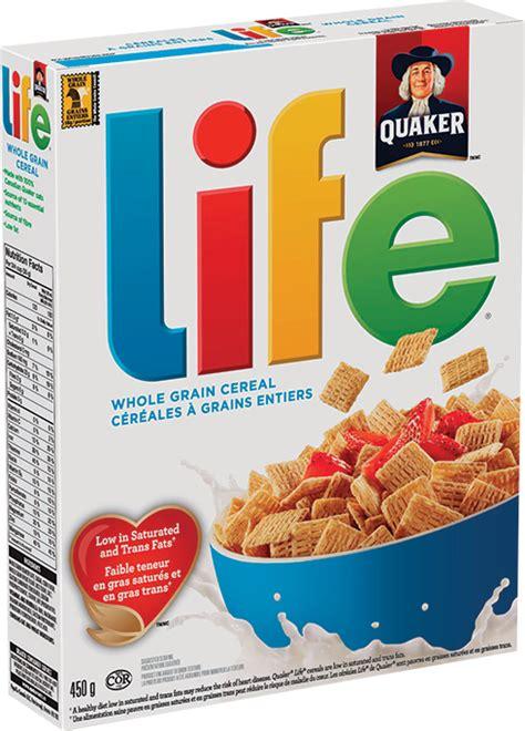whole grain quaker oats nutrition facts quaker 174 174 original cereal quakeroats ca