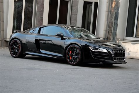 2011 Audi R8 V10 Hyper Black Edition By Anderson Germany Review Gallery Top Speed