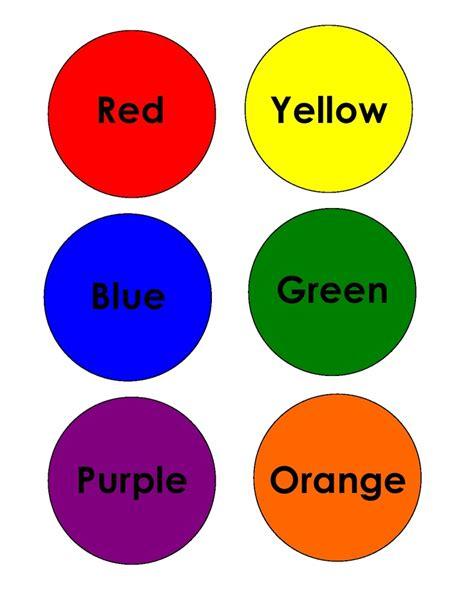 color recognition color sorting helps preschoolers to develop color