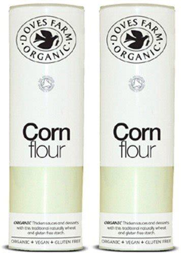Farm Detox Pack by 2 Pack Doves Farm Corn Flour Organic Gf 110g 2