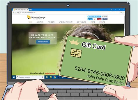 Gift Card Into Cash - 3 ways to turn gift cards into cash wikihow