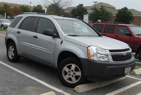 2005 chevrolet equinox information and photos zombiedrive