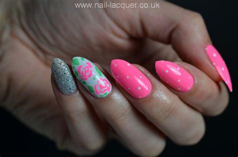 easy nails uk easy rose nail art nail lacquer uk