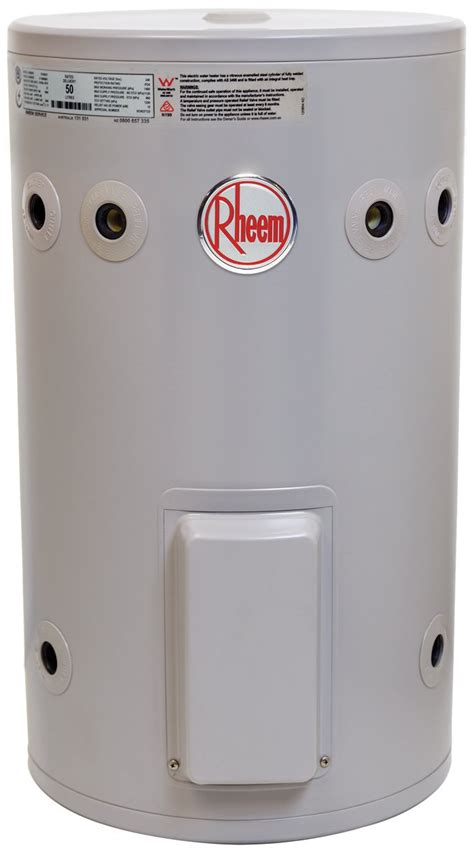 Handal Elterra Electric Water Heater 50l new rheem 191050 rheemglas 50l electric water system ebay