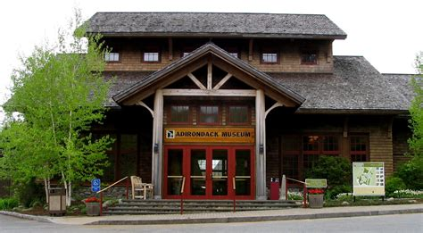 blue guide museums and 1905131003 museum on blue mountain lake adirondack mountains new york by rail