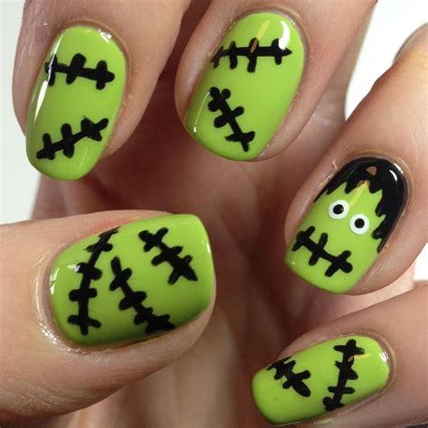 imagenes de uñas pintadas para halloween u 241 as de miedo en halloween puerta de la vera