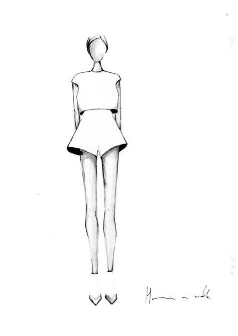 Modedesign Vorlagen 220 Ber 1 000 Ideen Zu Fashion Templates Auf Modefiguren Modeskizzen Und