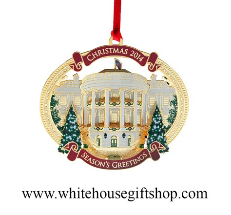 white house ornaments 2015 washington d c architecture annual ornament plus the 2014 white house christmas